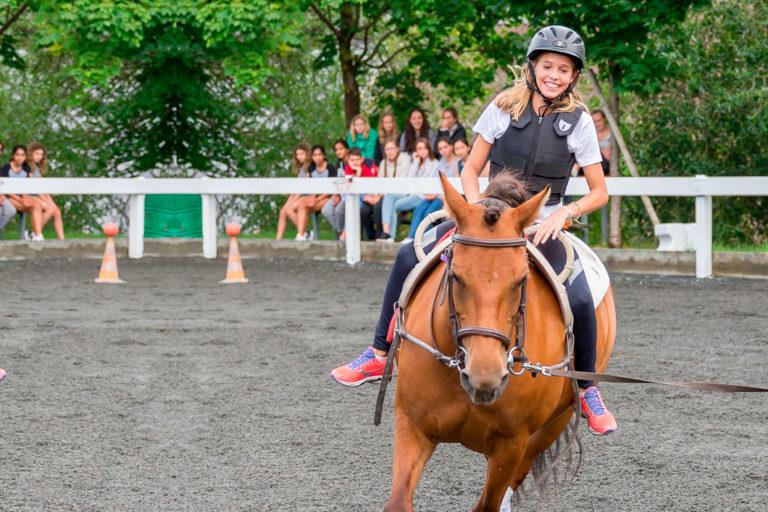horse riding at summer camp montana activities