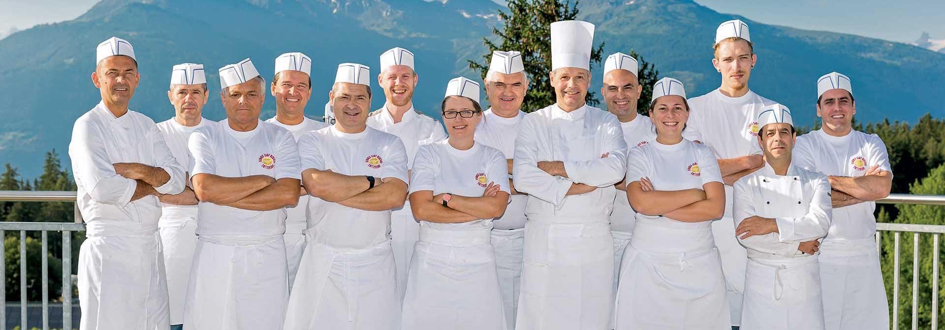 Summer Camp Montana Kitchen Staff