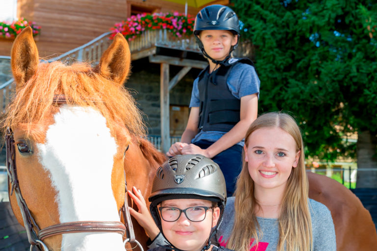 your pony at summer camp montana activities